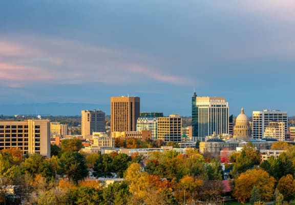 Down town at Reedhouse, Boise, ID, 83706