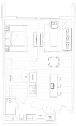 Floor Plan A TWO