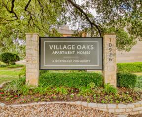 Entrance  to community | Village Oaks