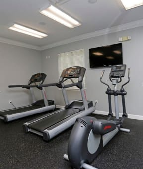 Apartments with fitness center | Ashlar Fort Myers