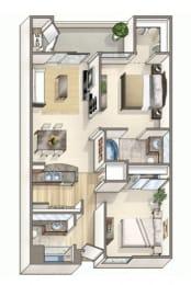 Floor Plan  C(1)