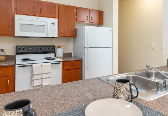 Center Pointe |  Kitchen
