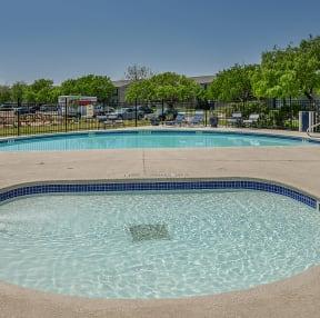 Wading and swimming pools   Bay Club
