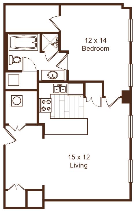 Floor Plan  Transit 14