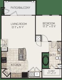 Floor Plan A1-N