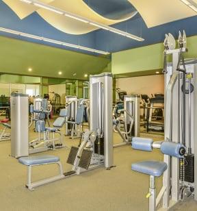 Fitness center | Via Lugano