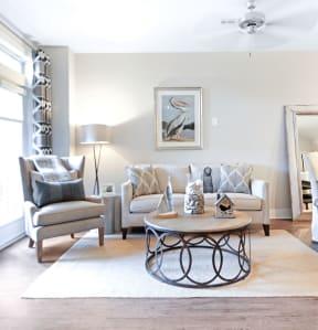 Living room | The Standard