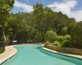 Community pool    Great Hills