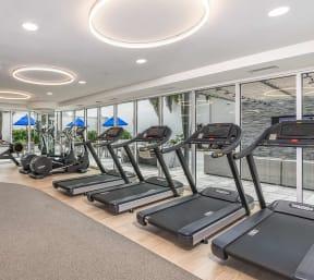 Fitness center | Paramount on Lake Eola