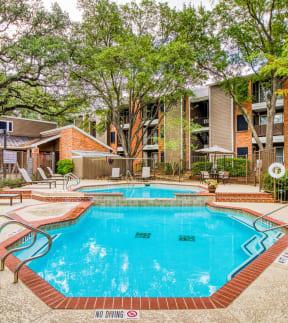 Pool | Village Oaks