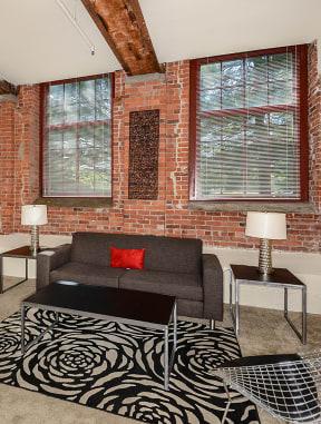 Living room | Bigelow Commons