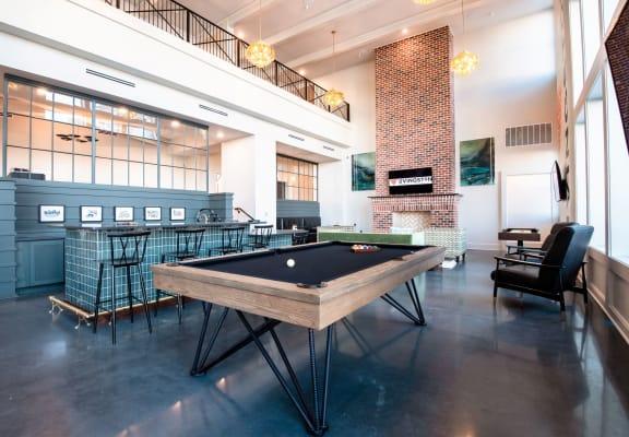 Clubroom pool table Livingston Midlothian VA