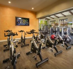 Cycling Studio| Villas at San Dorado