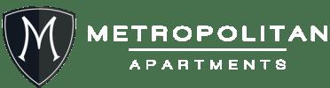 The Metropolitan Apartments Logo Graphic