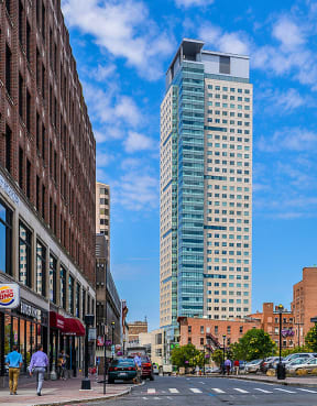 Live in the heart of downtown | Hartford 21