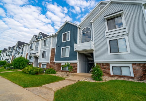 Quality Constructed Homes at Hurwich Farms Apartments, South Bend, IN