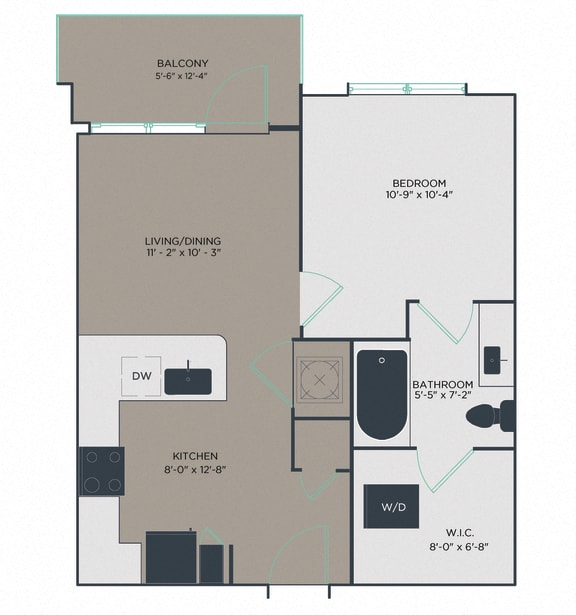 Floor Plan  P2 - A3