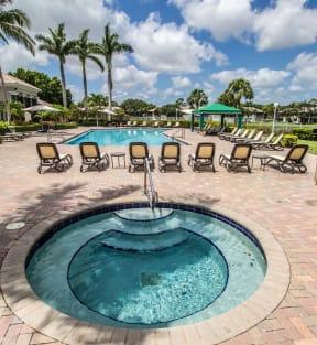 Pool and spa | Gateway Club