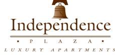 Independence Plaza Logo, Canoga Park