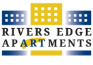 Rivers Edge Apartments and Studio for the Arts Logo